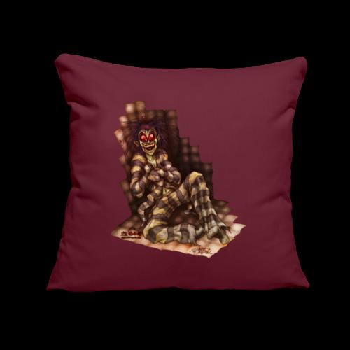 """What's so funny - Throw Pillow Cover 17.5"""" x 17.5"""""""
