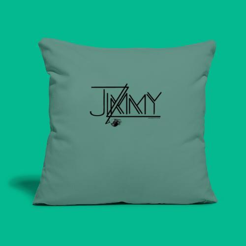 """Actor James J Zito III Swag Shop - Throw Pillow Cover 17.5"""" x 17.5"""""""