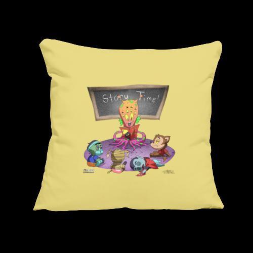 "Kindergaten - Throw Pillow Cover 17.5"" x 17.5"""