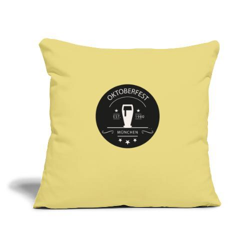 """Oktoberfest - Throw Pillow Cover 17.5"""" x 17.5"""""""