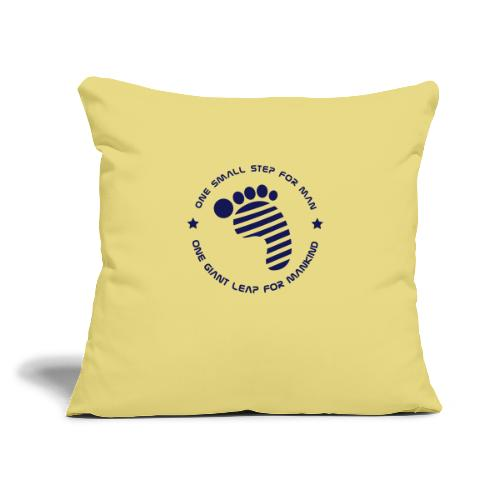 """For the Benefit of All - Throw Pillow Cover 17.5"""" x 17.5"""""""