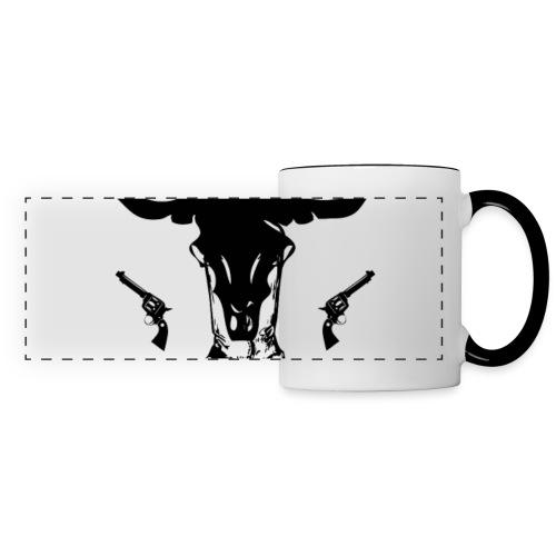 COWGIRLS ARE BADASS - Panoramic Mug