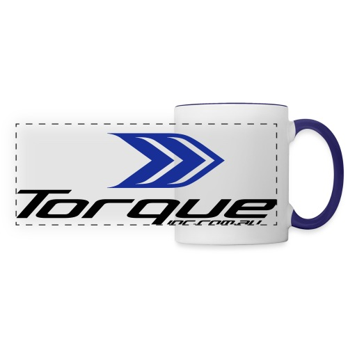 Logo part black - Panoramic Mug