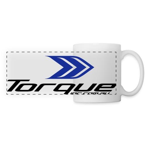 Logo part black - Panoramic Mug