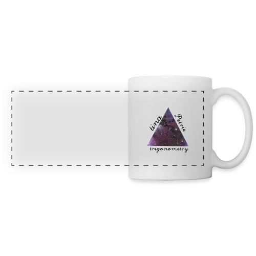 TinaPetrie_Logo - Panoramic Mug