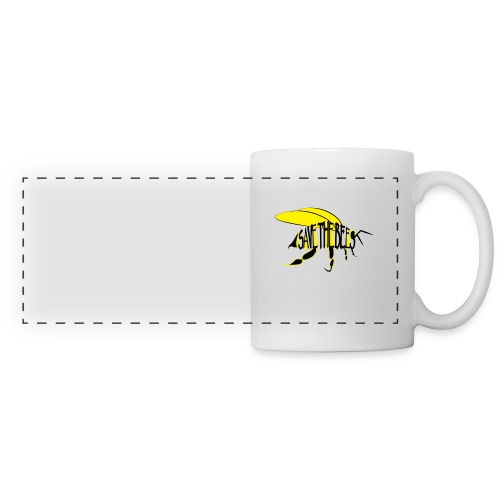 Save the bees - Panoramic Mug