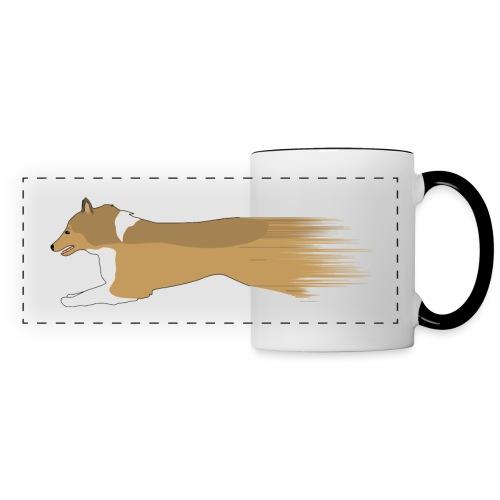 Speedy Holly - Panoramic Mug