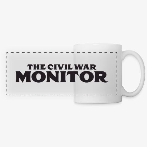 CWM LOGO BLACK - Panoramic Mug