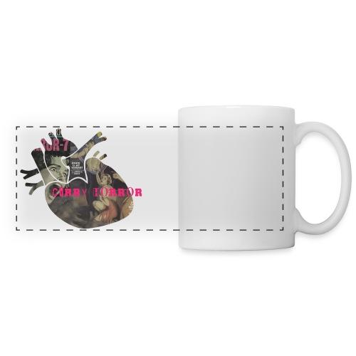 Curry Horror heart - Panoramic Mug