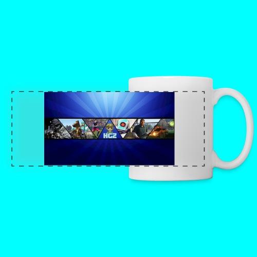 YouTube Banner png - Panoramic Mug
