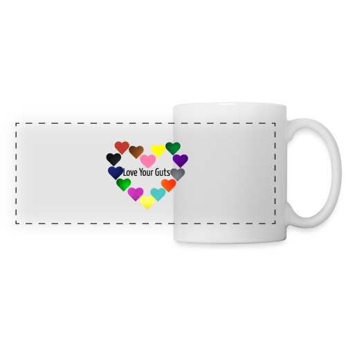 loveyourguts Travel and Home Mugs! - Panoramic Mug