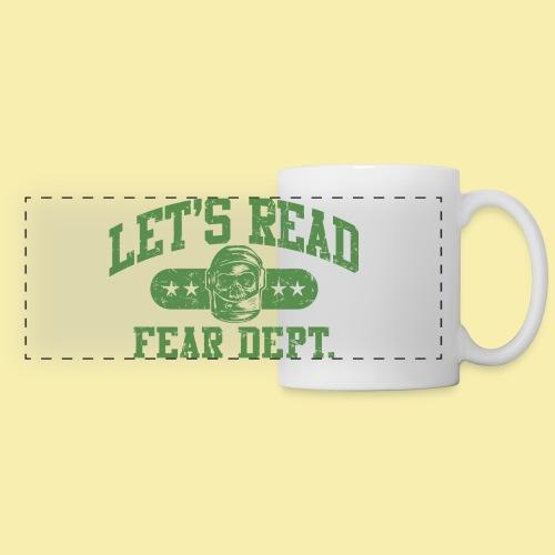 Athletic - Fear Dept. - Panoramic Mug