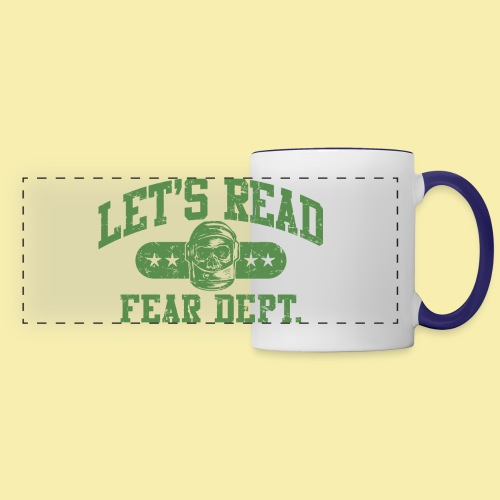 Athletic - Fear Dept. - Panoramic Mug