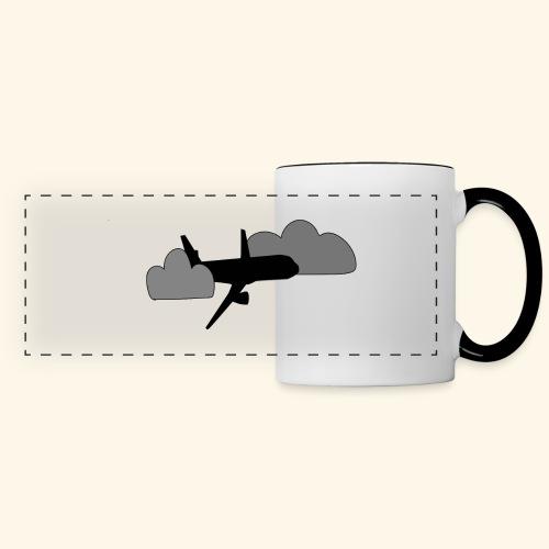 plane - Panoramic Mug