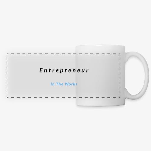 Entrepreneur In The Works - Panoramic Mug
