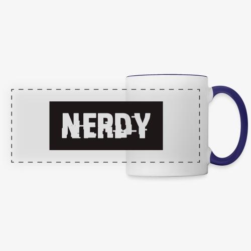 NerdyMerch - Panoramic Mug