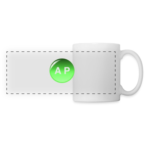 Classic Abnormal Playz Logo - Panoramic Mug