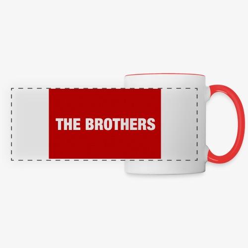 The Brothers - Panoramic Mug