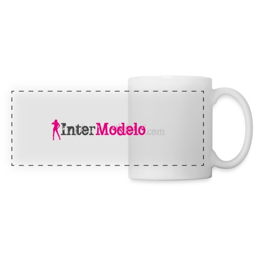 Intermodelo Color Logo - Panoramic Mug