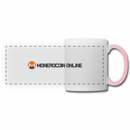 monerocoin online dar - Panoramic Mug