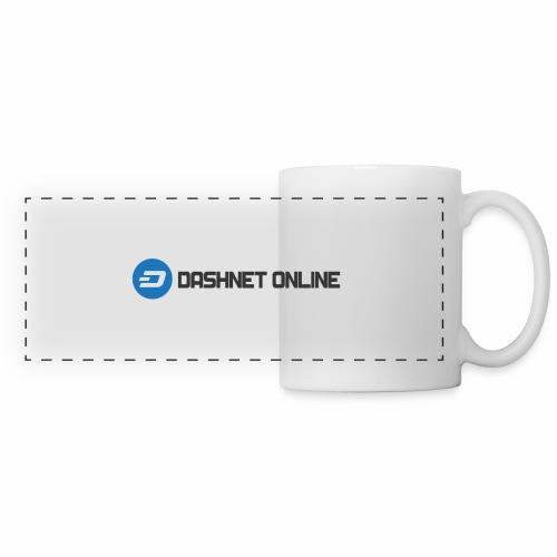 dashnet online dark - Panoramic Mug
