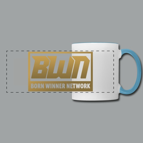 BWN (Gold) - Panoramic Mug