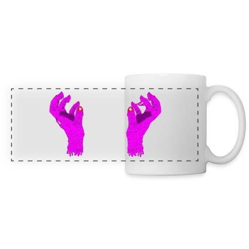 The Hands - Panoramic Mug