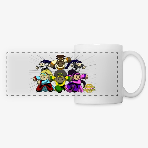 The Guardians of the Cloudgate w/ Logo - Panoramic Mug
