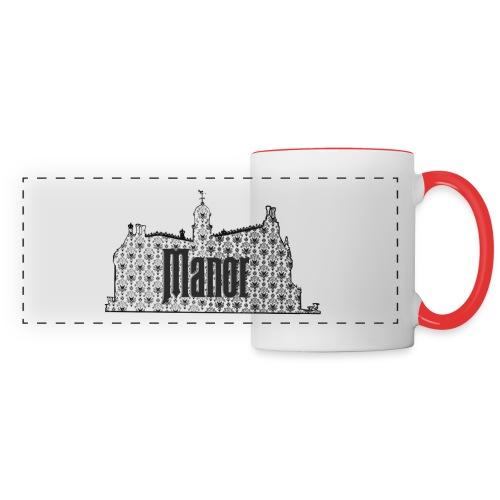 Mind Your Manors - Panoramic Mug