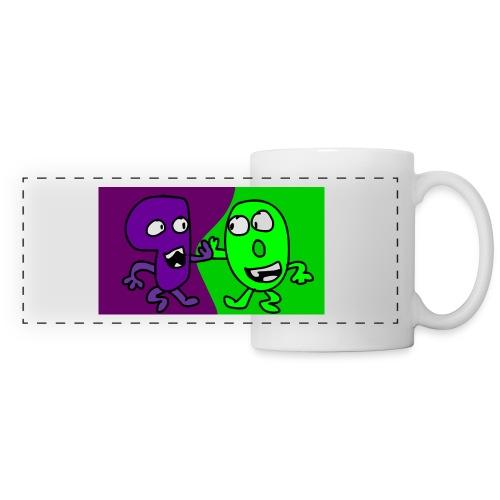 Nine and Zero - Panoramic Mug