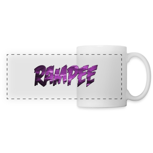 Purple Cloud Rampee - Panoramic Mug