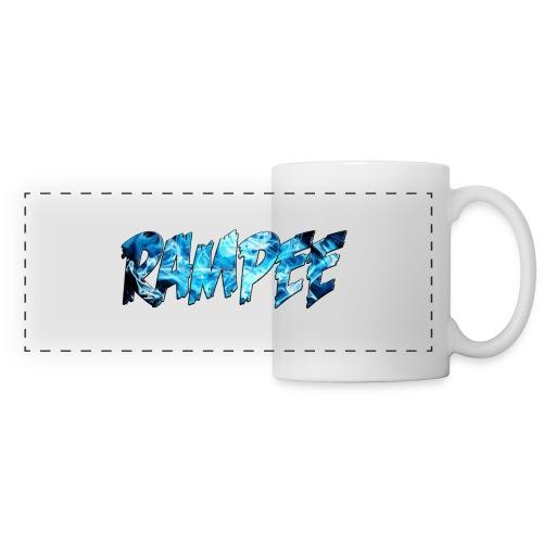 Blue Ice - Panoramic Mug