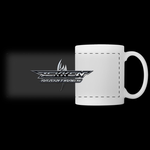 Tekken Maritimes Logo transparent - Panoramic Mug