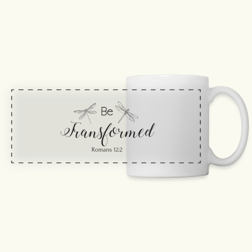 Be Transformed Shop - Panoramic Mug