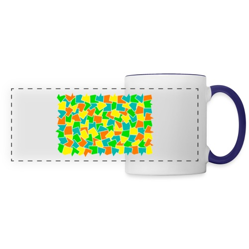Dynamic movement - Panoramic Mug