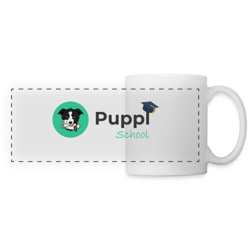 Puppl School - Full - Version 1 - Panoramic Mug
