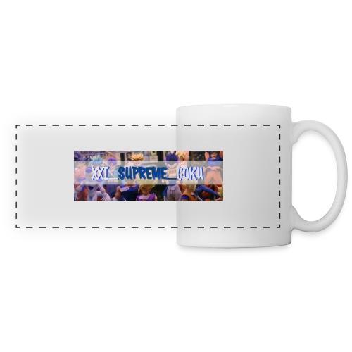 XXI SUPREME GOKU LOGO 2 - Panoramic Mug