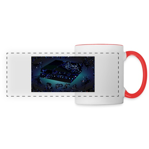 ps4 back grownd - Panoramic Mug