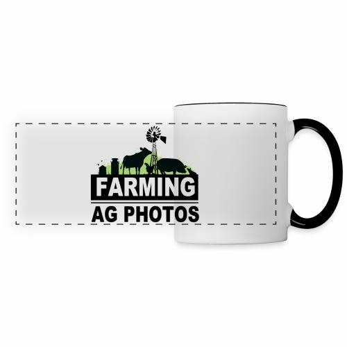 Farming Ag Photos - Panoramic Mug
