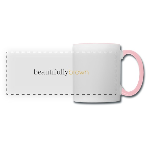 beautifullybrown - Panoramic Mug
