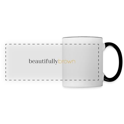 beautifullybrown - Panoramic Mug