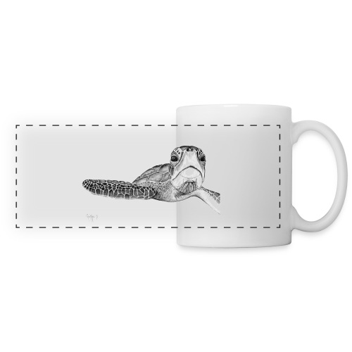 turtle076 - Panoramic Mug