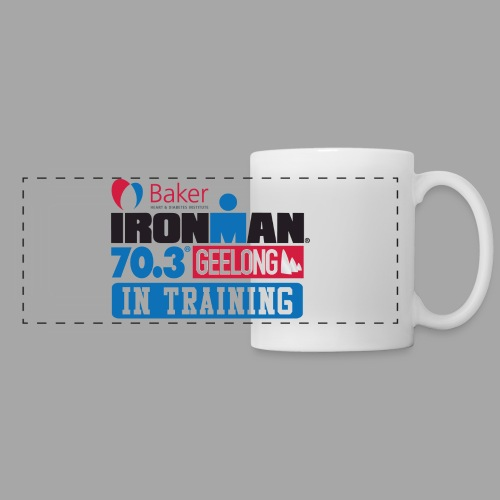 70.3 Geelong - Panoramic Mug
