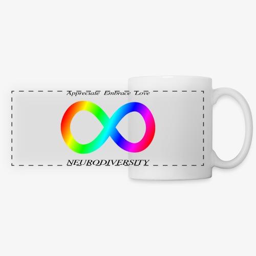 Embrace Neurodiversity - Panoramic Mug