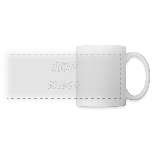 TØP rules - Panoramic Mug