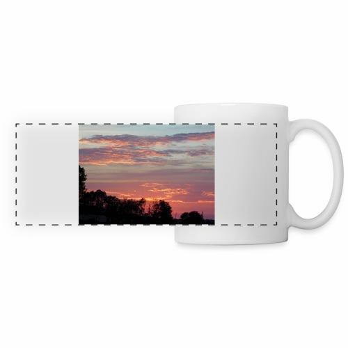 Sunset of Pastels - Panoramic Mug