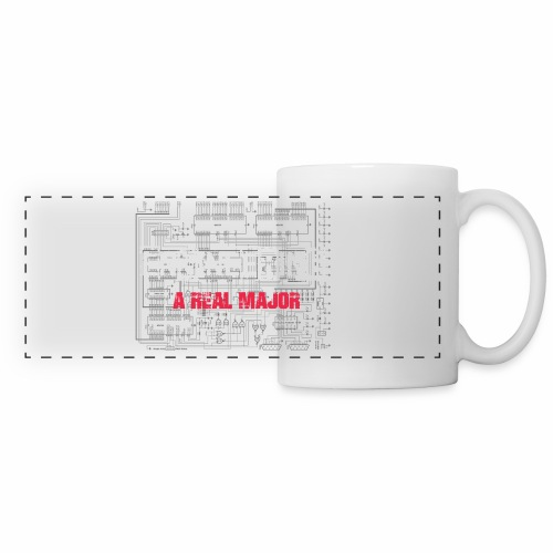 Electrical Engineering T Shirt - Panoramic Mug