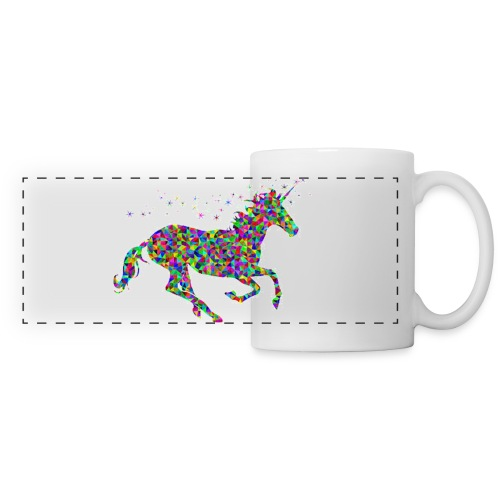 unicorn - Panoramic Mug