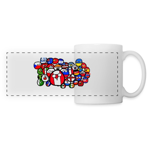 Countryball - Panoramic Mug