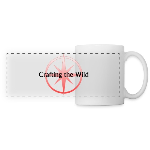 Crafting The Wild - Panoramic Mug